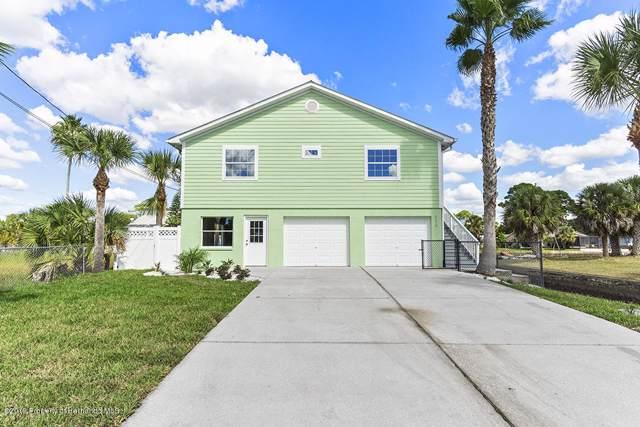 5070 Cedarbrook Lane, Hernando Beach, FL 34607 (MLS #2204492) :: The Hardy Team - RE/MAX Marketing Specialists