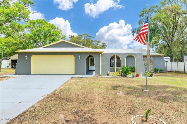 1352 Medford Avenue, Spring Hill, FL 34606 (MLS #2204537) :: The Hardy Team - RE/MAX Marketing Specialists