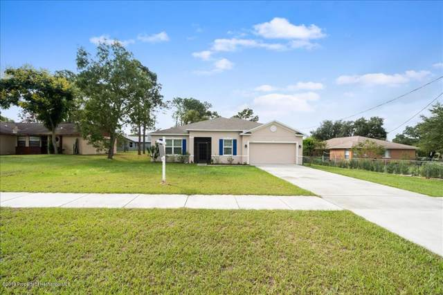 14595 Coronado Drive, Spring Hill, FL 34609 (MLS #2204561) :: The Hardy Team - RE/MAX Marketing Specialists