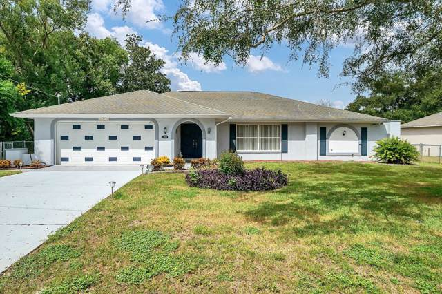 1059 Shenandoah Lane, Spring Hill, FL 34606 (MLS #2204614) :: The Hardy Team - RE/MAX Marketing Specialists