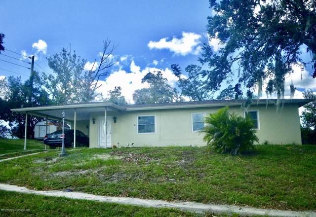 1229 Pilgrim Road, Spring Hill, FL 34606 (MLS #2204616) :: The Hardy Team - RE/MAX Marketing Specialists
