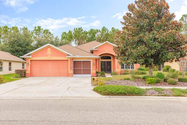 11610 New Haven Drive, Spring Hill, FL 34609 (MLS #2204619) :: The Hardy Team - RE/MAX Marketing Specialists