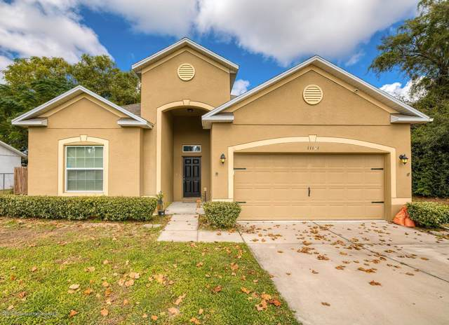 11121 Norvell Road, Spring Hill, FL 34608 (MLS #2204646) :: The Hardy Team - RE/MAX Marketing Specialists