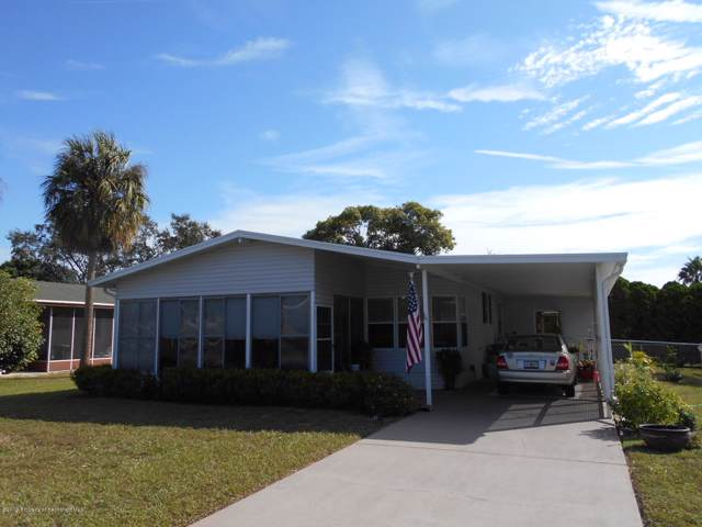 8414 Mohican Avenue, Brooksville, FL 34613 (MLS #2204658) :: The Hardy Team - RE/MAX Marketing Specialists