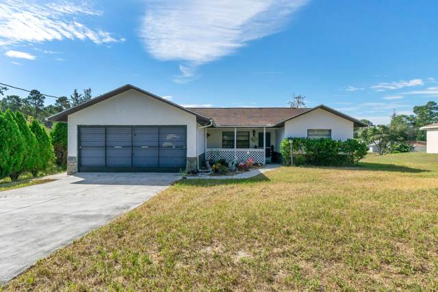 13148 Odham Street, Spring Hill, FL 34609 (MLS #2204697) :: The Hardy Team - RE/MAX Marketing Specialists