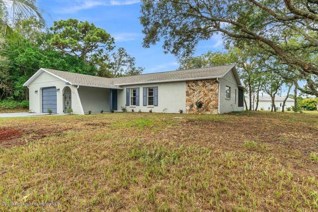 1417 Esmont Avenue, Spring Hill, FL 34608 (MLS #2204700) :: The Hardy Team - RE/MAX Marketing Specialists