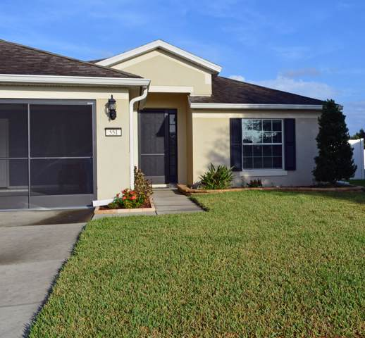 551 Alpine Thistle Drive, Brooksville, FL 34604 (MLS #2204701) :: The Hardy Team - RE/MAX Marketing Specialists