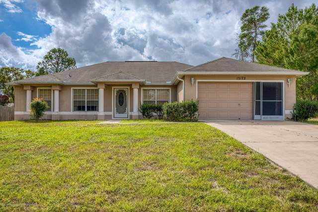 13172 Curry Drive, Spring Hill, FL 34609 (MLS #2204721) :: The Hardy Team - RE/MAX Marketing Specialists
