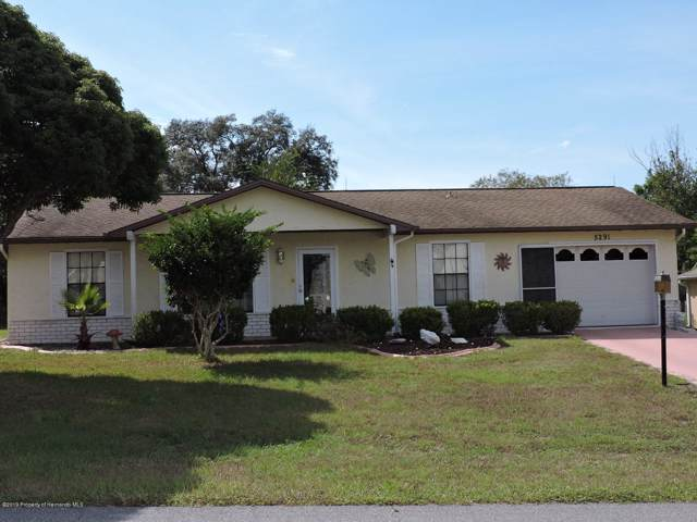 5291 Denver Avenue, Spring Hill, FL 34608 (MLS #2204743) :: The Hardy Team - RE/MAX Marketing Specialists