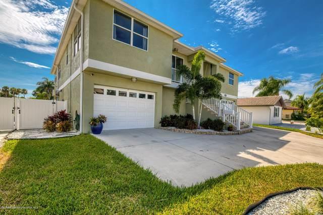 4814 Shell Stream Boulevard, New Port Richey, FL 34652 (MLS #2204746) :: The Hardy Team - RE/MAX Marketing Specialists