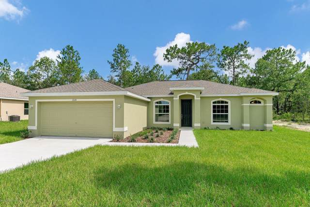 13176 Rd Runner Avenue, Brooksville, FL 34614 (MLS #2204765) :: The Hardy Team - RE/MAX Marketing Specialists