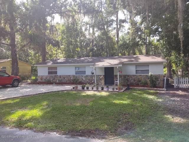 7209 Ursula Avenue, Brooksville, FL 34601 (MLS #2204769) :: The Hardy Team - RE/MAX Marketing Specialists