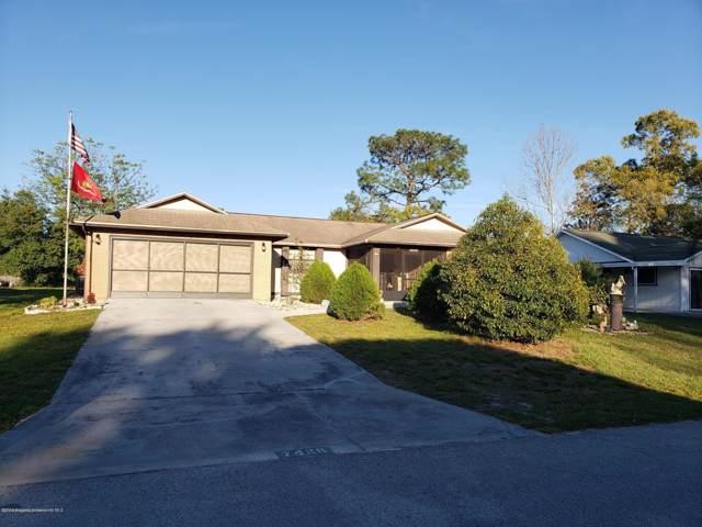 7428 Galloway Road, Weeki Wachee, FL 34613 (MLS #2204771) :: The Hardy Team - RE/MAX Marketing Specialists