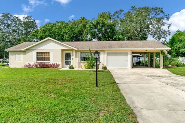 2079 Trenton Avenue, Spring Hill, FL 34606 (MLS #2204780) :: The Hardy Team - RE/MAX Marketing Specialists