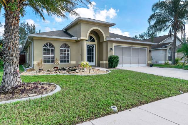 5209 Ayrshire Drive, Spring Hill, FL 34609 (MLS #2204975) :: The Hardy Team - RE/MAX Marketing Specialists