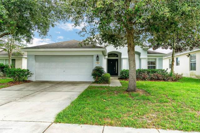 654 White Flower Way, Brooksville, FL 34604 (MLS #2205128) :: The Hardy Team - RE/MAX Marketing Specialists