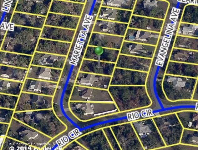 0 Marietta Avenue, Spring Hill, FL 34608 (MLS #2205131) :: The Hardy Team - RE/MAX Marketing Specialists