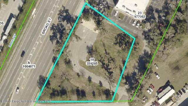 0 Broad Street, Brooksville, FL 34601 (MLS #2205216) :: Premier Home Experts