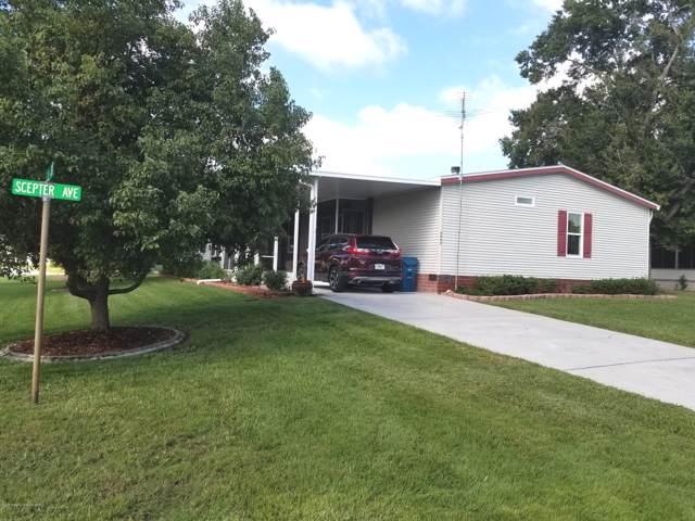 9862 Scepter Avenue, Brooksville, FL 34613 (MLS #2205251) :: Premier Home Experts