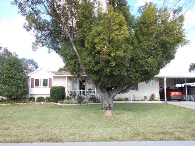 9301 Salisbury Drive, Brooksville, FL 34613 (MLS #2205267) :: Premier Home Experts