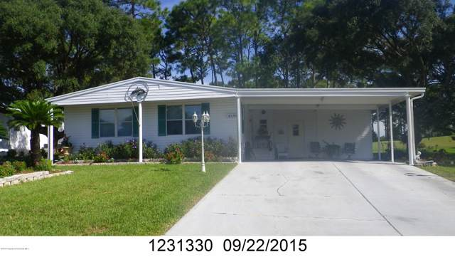 8198 Country Club Drive, Brooksville, FL 34613 (MLS #2205286) :: 54 Realty