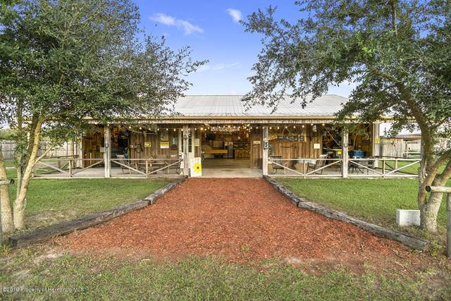 16201 Trails End Road, Brooksville, FL 34604 (MLS #2205291) :: The Hardy Team - RE/MAX Marketing Specialists