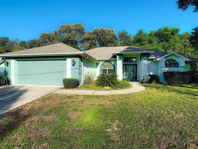 14 Hollyhock Court, Homosassa, FL 34446 (MLS #2205315) :: 54 Realty