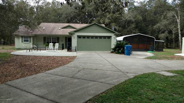 9377 Preston, Brooksville, FL 34601 (MLS #2205338) :: The Hardy Team - RE/MAX Marketing Specialists