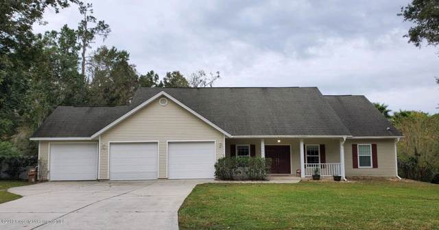 1261 Candlelight Boulevard, Brooksville, FL 34601 (MLS #2205385) :: The Hardy Team - RE/MAX Marketing Specialists