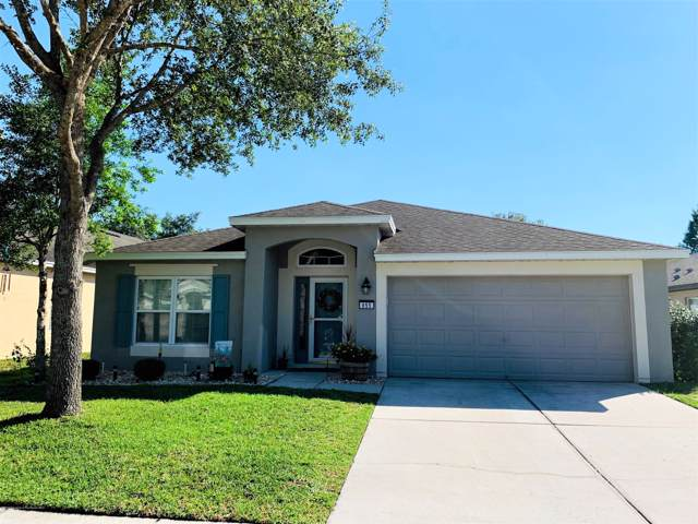 655 White Flower Way, Brooksville, FL 34604 (MLS #2205386) :: The Hardy Team - RE/MAX Marketing Specialists