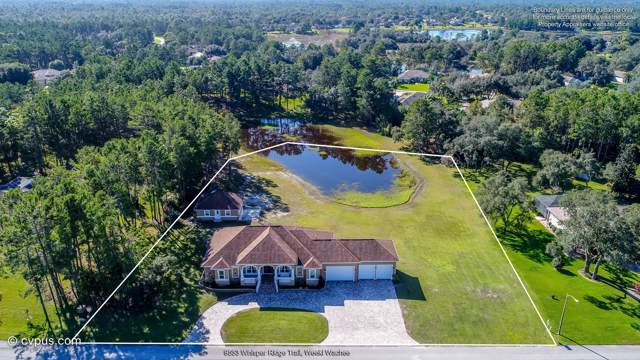 9553 Whisper Ridge Trail, Weeki Wachee, FL 34613 (MLS #2205422) :: The Hardy Team - RE/MAX Marketing Specialists