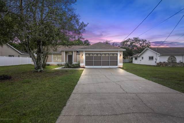 2017 Carson Avenue, Spring Hill, FL 34608 (MLS #2205427) :: 54 Realty