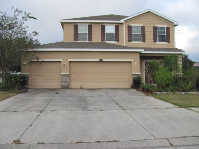 13137 Weatherstone Drive, Spring Hill, FL 34609 (MLS #2205429) :: 54 Realty