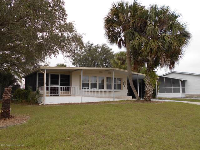 9671 Scepter Avenue, Brooksville, FL 34613 (MLS #2205448) :: The Hardy Team - RE/MAX Marketing Specialists