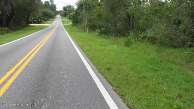 0 Noddy Tern Road, Weeki Wachee, FL 34613 (MLS #2205475) :: The Hardy Team - RE/MAX Marketing Specialists