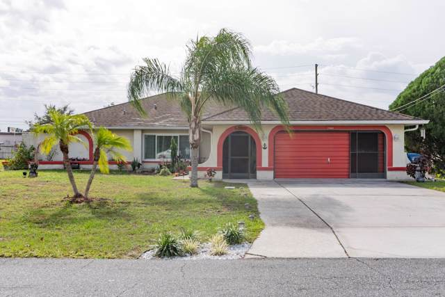 10462 Captain Drive, Spring Hill, FL 34608 (MLS #2205537) :: The Hardy Team - RE/MAX Marketing Specialists