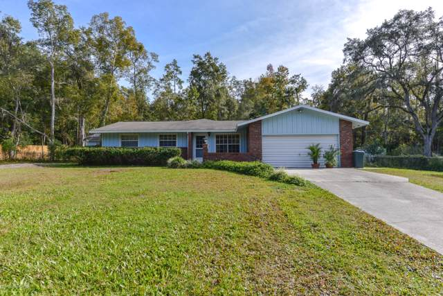 1511 Sabra Drive, Brooksville, FL 34601 (MLS #2205775) :: The Hardy Team - RE/MAX Marketing Specialists