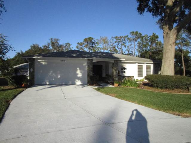 11210 Elderberry Drive, Port Richey, FL 34668 (MLS #2205823) :: The Hardy Team - RE/MAX Marketing Specialists