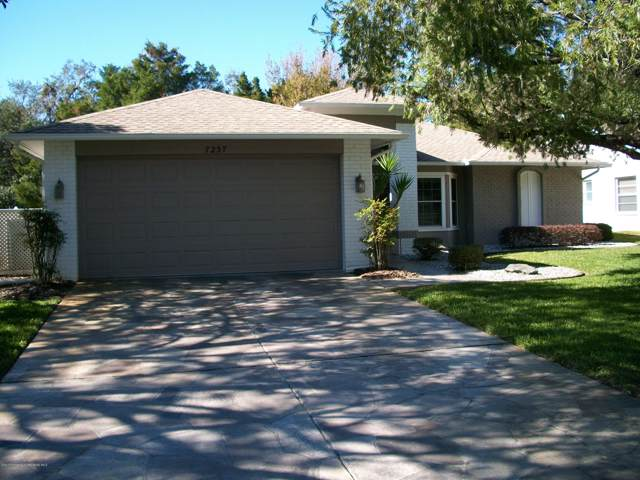 7237 Rosemont Lane, Spring Hill, FL 34606 (MLS #2205838) :: The Hardy Team - RE/MAX Marketing Specialists