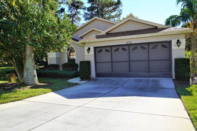 452 Wedgefield Drive, Spring Hill, FL 34609 (MLS #2205863) :: Premier Home Experts