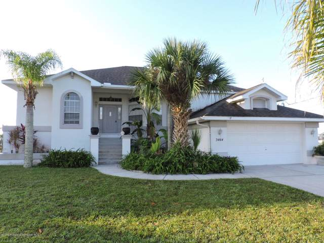 3464 Amberjack Drive, Hernando Beach, FL 34607 (MLS #2205912) :: The Hardy Team - RE/MAX Marketing Specialists