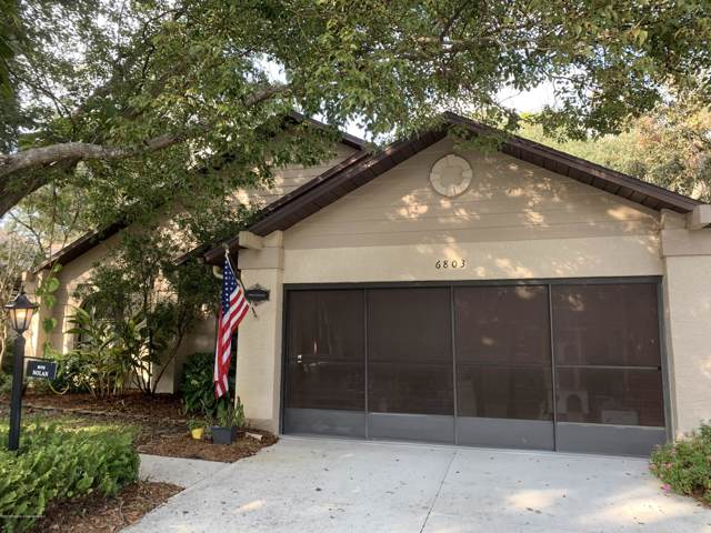 6803 Plumleaf Court, Spring Hill, FL 34606 (MLS #2205941) :: The Hardy Team - RE/MAX Marketing Specialists