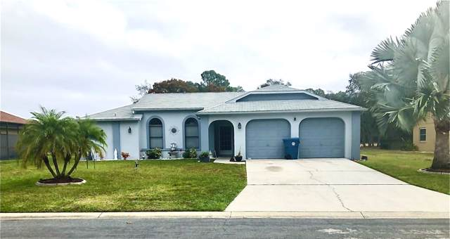 4364 Gaston Street, Spring Hill, FL 34607 (MLS #2205947) :: The Hardy Team - RE/MAX Marketing Specialists