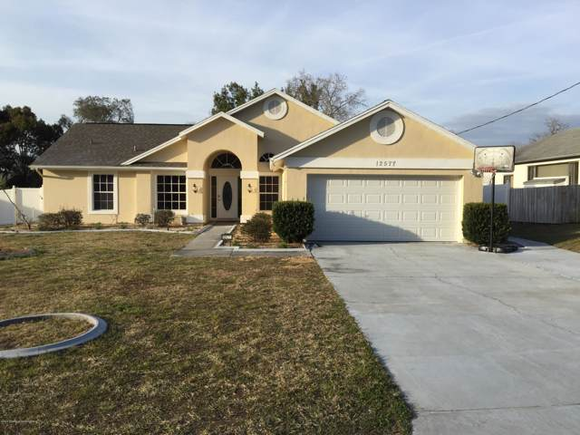12577 Little Farms Drive, Spring Hill, FL 34609 (MLS #2205950) :: The Hardy Team - RE/MAX Marketing Specialists