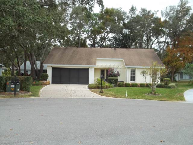 2340 Masters Court, Spring Hill, FL 34606 (MLS #2205955) :: The Hardy Team - RE/MAX Marketing Specialists