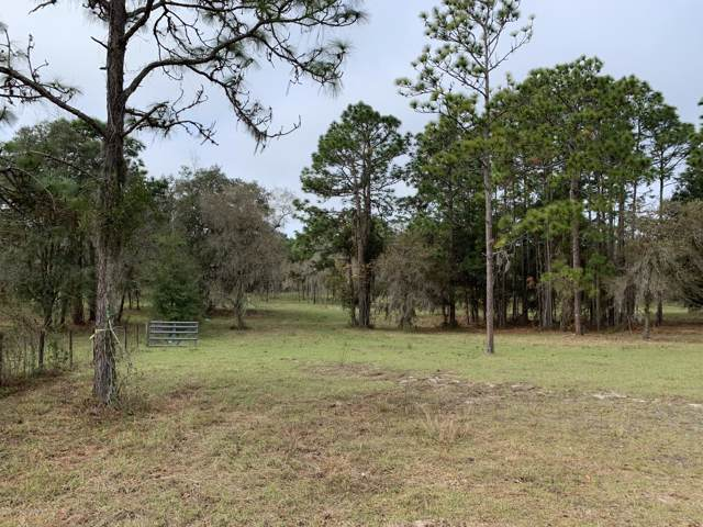 Tract 4 Gloucester Road, Brooksville, FL 34604 (MLS #2205975) :: The Hardy Team - RE/MAX Marketing Specialists
