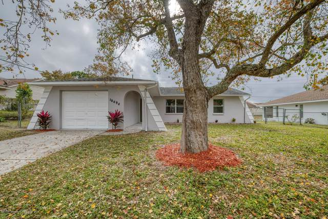 10494 Captain Drive, Spring Hill(Pasco), FL 34610 (MLS #2206435) :: The Hardy Team - RE/MAX Marketing Specialists