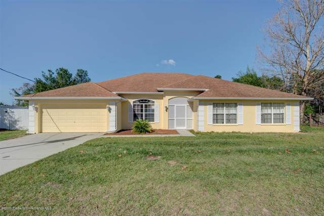 12429 Drayton Drive, Spring Hill, FL 34609 (MLS #2206453) :: The Hardy Team - RE/MAX Marketing Specialists