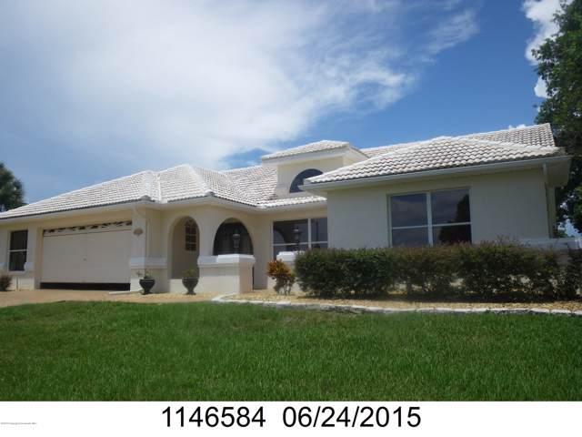 10032 Scarlett, Weeki Wachee, FL 34613 (MLS #2206506) :: The Hardy Team - RE/MAX Marketing Specialists