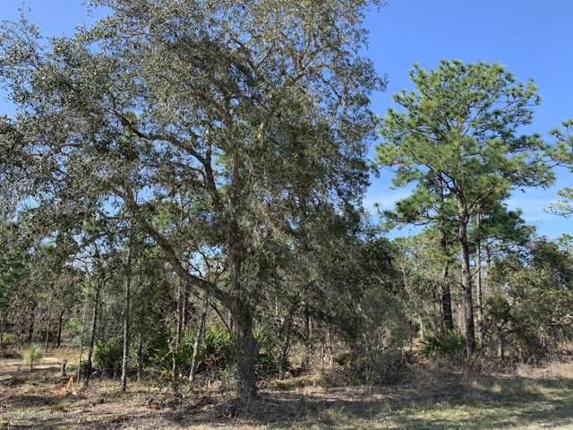 0 Kingbird Road, Brooksville, FL 34614 (MLS #2206552) :: 54 Realty